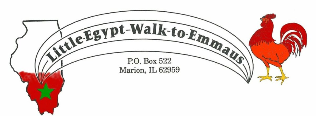 Little Egypt Walk to Emmaus
